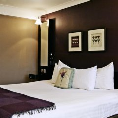 Отель Intercontinental Edinburgh the George 5* Стандартный номер с двуспальной кроватью фото 4