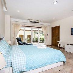 Апартаменты Pratumnak Hill Apartment 2 Bedroom Паттайя комната для гостей фото 5