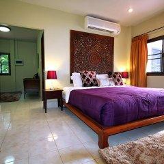 Отель PHUKET CLEANSE - Fitness & Health Retreat in Thailand Номер Делюкс с двуспальной кроватью фото 22