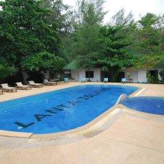 Отель Lanta Island Resort 3* Бунгало с различными типами кроватей фото 19
