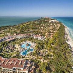 Отель Sol Palmeras пляж