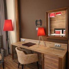 Поляна 1389 Отель и СПА 4* Стандартный номер с двуспальной кроватью фото 5