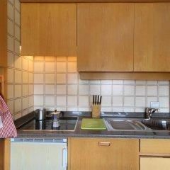 Отель Appartamenti Costa Burjada Корвара-ин-Бадия в номере