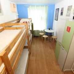 Хостел BedAndBike Номер категории Эконом с различными типами кроватей