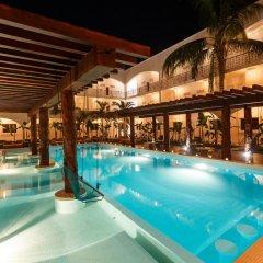 Отель Hm Playa Del Carmen Плая-дель-Кармен бассейн фото 9