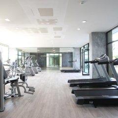 Отель PT Residence фитнесс-зал
