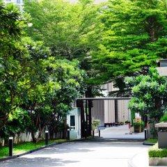 Отель Urbana Langsuan Бангкок парковка