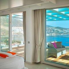 Asfiya Sea View Hotel Турция, Киник - отзывы, цены и фото номеров - забронировать отель Asfiya Sea View Hotel онлайн комната для гостей фото 7