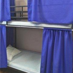 Гостиница Travel Inn Aviamotornaya 2* Кровать в общем номере с двухъярусной кроватью фото 33