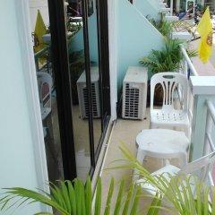 Отель Lamai Guesthouse 3* Улучшенный номер с различными типами кроватей фото 3