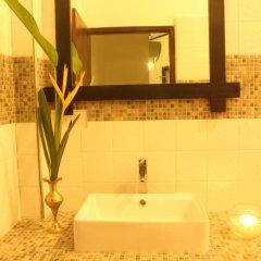 Отель Dionis Villa 3* Улучшенные апартаменты с различными типами кроватей фото 10