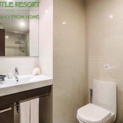 Отель The Title Phuket 4* Улучшенный номер с различными типами кроватей фото 12
