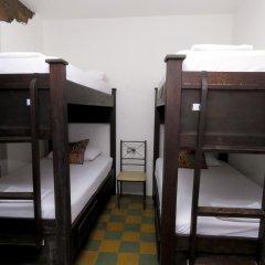 Отель Hostal Pajara Pinta Кровать в общем номере с двухъярусной кроватью фото 7