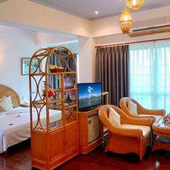 Green Hotel Nha Trang 3* Представительский номер фото 8