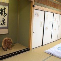 Отель Tatsueji Shukubo Наруто сейф в номере