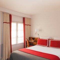Отель Hôtel de la Place du Louvre 3* Стандартный номер с различными типами кроватей фото 6