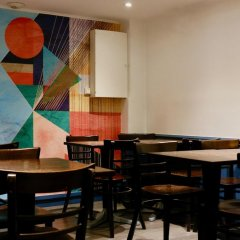 Plug Inn Boutique Hostel гостиничный бар