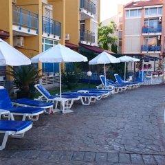 Отель Complex Elit 1 Болгария, Солнечный берег - отзывы, цены и фото номеров - забронировать отель Complex Elit 1 онлайн бассейн фото 2