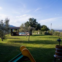 Отель Il Castello Di Perchia Сполето детские мероприятия фото 2
