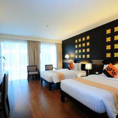 Crystal Palace Hotel 4* Номер Делюкс с различными типами кроватей фото 9