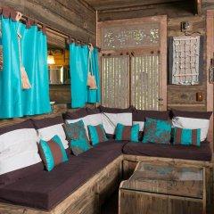 Отель Chalet de tahiti Французская Полинезия, Пунаауиа - отзывы, цены и фото номеров - забронировать отель Chalet de tahiti онлайн спа