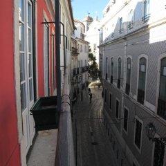 Inn Possible Lisbon Hostel балкон