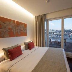 Hotel Carris Porto Ribeira 4* Стандартный номер с различными типами кроватей фото 3