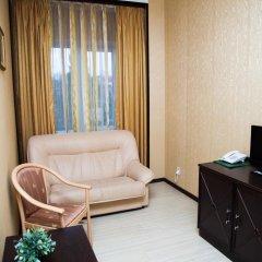 Гостиница Премьер Стандартный номер с различными типами кроватей фото 32