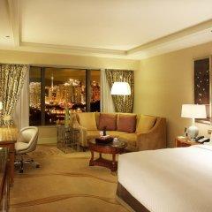 Отель Conrad Macao Cotai Central Номер Делюкс с различными типами кроватей фото 6