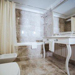 Гостиница Астраханская Номер Делюкс с различными типами кроватей фото 12