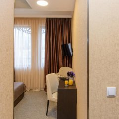 Отель King David 3* Стандартный номер с различными типами кроватей фото 9