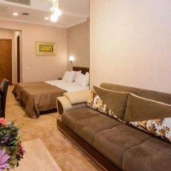 Отель King David 3* Улучшенный номер с двуспальной кроватью фото 6