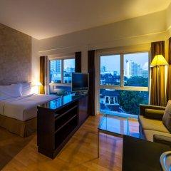 Апартаменты RCG Suites Pattaya Serviced Apartment Студия с различными типами кроватей фото 11