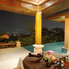 Отель Korsiri Villas 4* Вилла Премиум с различными типами кроватей фото 41