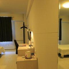 Отель Jinjiang Inn Tianjin Heping Anshandao 2* Стандартный номер с различными типами кроватей фото 5