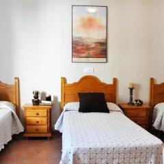 Отель Ruralguejar Испания, Гуэхар-Сьерра - отзывы, цены и фото номеров - забронировать отель Ruralguejar онлайн комната для гостей