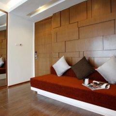 Отель Peach Hill Resort And Spa Улучшенный номер фото 5