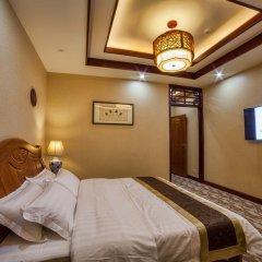 Hotel Shanghai City Представительский люкс с различными типами кроватей фото 7