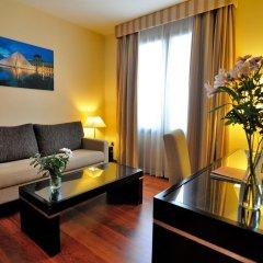 Hotel Clement Barajas 4* Улучшенный номер с двуспальной кроватью
