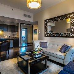 First Central Hotel Suites 4* Представительский люкс с различными типами кроватей фото 3