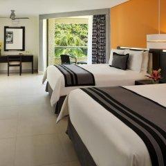 Отель Dreams Huatulco Resort & Spa 4* Номер Делюкс с различными типами кроватей фото 9