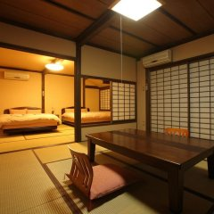 Отель Tobise Onsen Tenga Sanso Минамиогуни спа