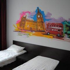 Хостел Европа Номер с общей ванной комнатой с различными типами кроватей (общая ванная комната) фото 9