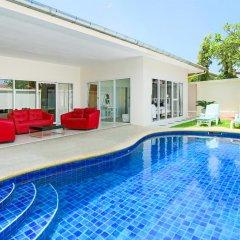 Отель Villa Tortuga Pattaya 4* Вилла Премиум с различными типами кроватей фото 14