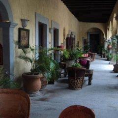 Отель Hacienda de Los Santos фото 9