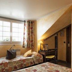 Отель Bersolys Saint-Germain Франция, Париж - отзывы, цены и фото номеров - забронировать отель Bersolys Saint-Germain онлайн комната для гостей фото 3
