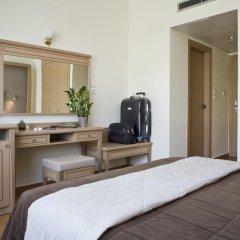 Parnon Hotel 3* Стандартный номер с различными типами кроватей фото 7