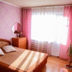 Апартаменты Murmansk Apartments Мурманск комната для гостей фото 2