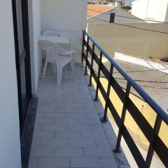 Отель Hospedaria D´Ines De Castro балкон