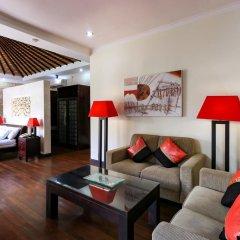 Отель Aleesha Villas 3* Улучшенная вилла с различными типами кроватей фото 21